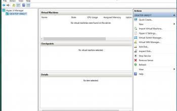 Enabling Hyper-V in Windows 10