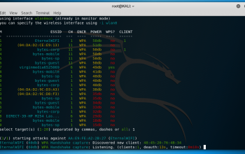 How to Crack WiFi WPA/WPA2 using WiFite and Aircrack