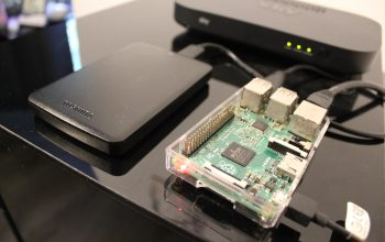 How to create a Samba share using a Raspberry Pi and an External Hard Drive